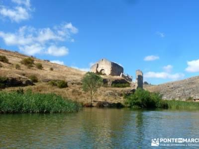 Piragüismo Hoces del Río Duratón;agencias de excursiones excursiones viajes club trekking